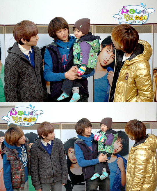 Shinee        Hello Baby 2     PicturesShinee Baby Pictures