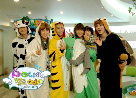 Pic nữa đây Shinee_hellobaby_180110_2