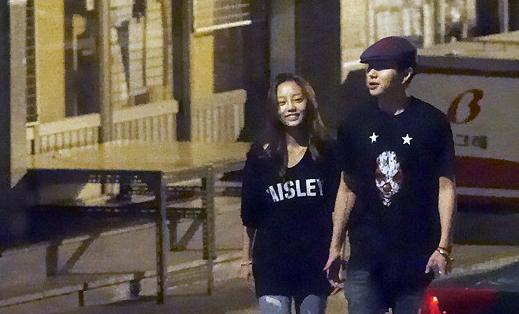 Goo Hara and Junhyung rumor-mill is churning : kara