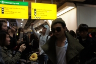[OH!KPOP EXCLUSIVE]  Big Bang arriving at London Heathrow Airport