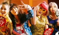 """2NE1 crowned as  """"2011 Best New Band in the World"""" + headline MTV Iggy's concert in NewYork"""