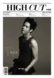 "Park Yoochun's pictorial for ""High Cut Korea"" revealed"